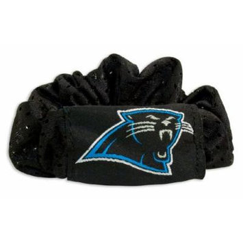 Carolina Panthers Hair Twist Ponytail Holder
