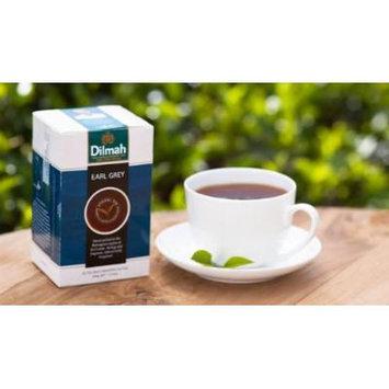 Dilmah 100% Pure Ceylon Tea, Earl Greay Tea, Foil Wrapped Tea Bags, 50 Count, 100g