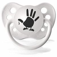 Ulubulu Uni-sex Baby Hand Turkey Funny Pacifier