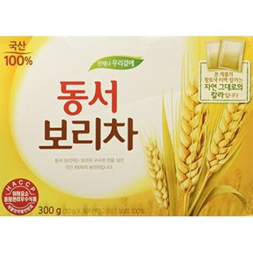 Dongsuh Roasted Barley Tea, 10g x 30 bags