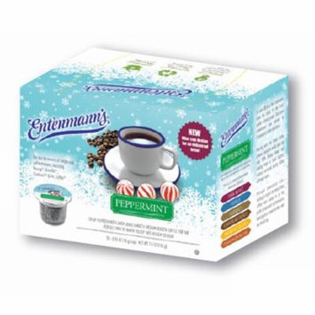 Entenmann's Peppermint Coffee Capsule/K Cup 10 Pack