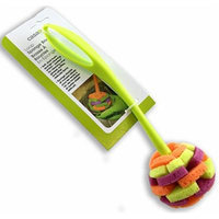 Casabella Loop Sponge Brush Dishwashing Sponge (Lime)