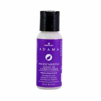 Adama Ancient Minerals Leave-in Conditioner Zion Health 2 oz Liquid