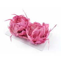 Touch of Nature 40271 Peony Flower on Clip