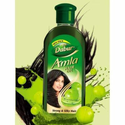 Dabur Amla Hair Oil 16.9 oz (Pack of 4)