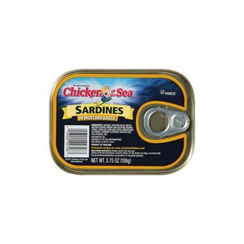 Van Camp's by Chicken of the Sea- Sardines in Mustard Sauce (6 pack)