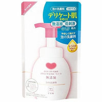 COW BRAND Additive-free Bubble Wash Face for Refill 180ml
