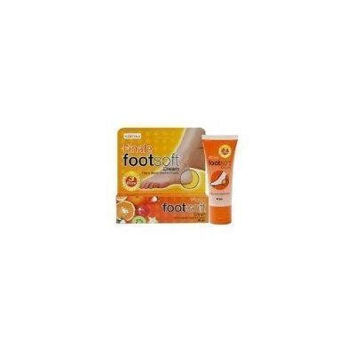 Finale Footsoft Cream 30g. Helps improved cracked heels within 3 days