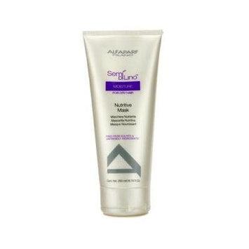 Alfaparf 16356511844 Semi Di Lino Moisture Nutritive Mask - For Dry Hair - 200ml-6.76oz
