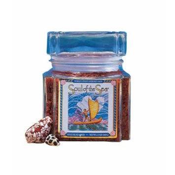 Hawaii Kai Soul Of The Sea Haleakala Red Sea Salt, 12-Ounce Jars