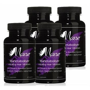 The Mane Choice Manetabolism Hair Vitamins 4-Month Supply (Original)
