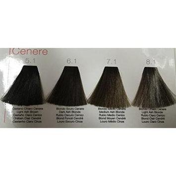 Tec Italy Designer Color Hight Fidelity Color 3 Oz (7.1 Medium Ash Blonde)