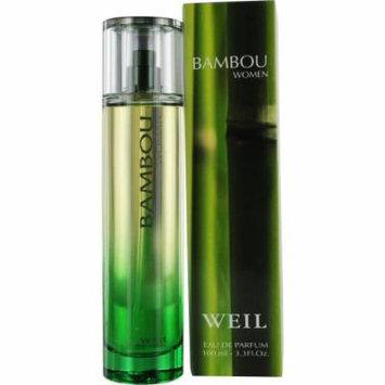 Weil Bambou Eau de Parfum Spray for Women, 3.3 Ounce