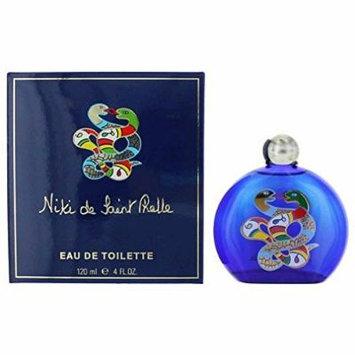 Niki De Saint Phalle By Niki De Saint Phalle For Women, Eau De Toilette Spray, 4-Ounce Bottle