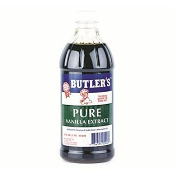 Butlers Pure Vanilla Extract (16 OZ.)
