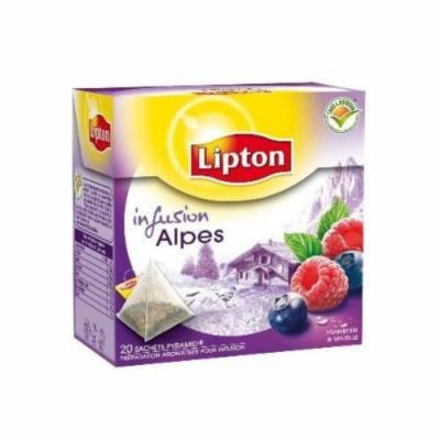 Lipton® Infusion Alpes French Tisane