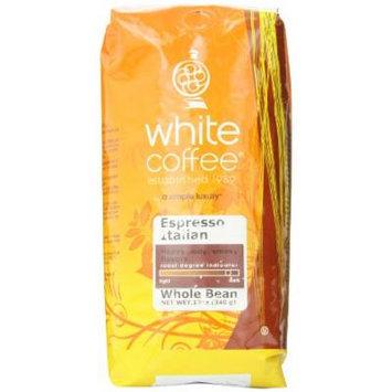White House Whole Bean Coffee, Italian Espresso, 12 Ounce