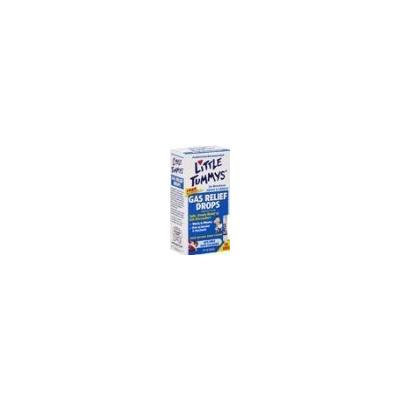 Little Tummys Gas Relief Drops Natural Berry Flavor, 1 oz (Pack of 6)