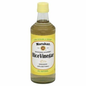 Marukan, Dressing Vinegar Rice Lite, 24-Ounce (6 Pack)