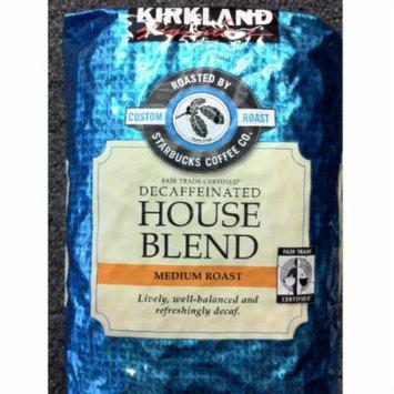 Kirkland Signature Decaffeinated House Blend - Medium Roast