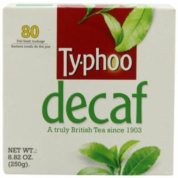 Typhoo Decaf Tea Bags, 80 Count