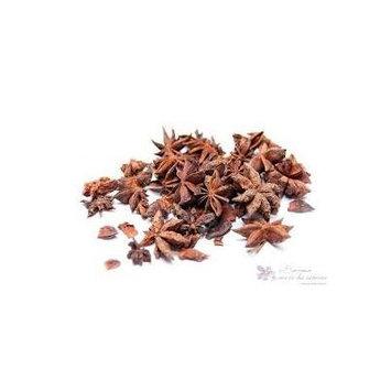 Tadin Herbs & Tea, Anis Estrella (Star Anisse), 0.50-ounce Cellophane Bags 2 bagas