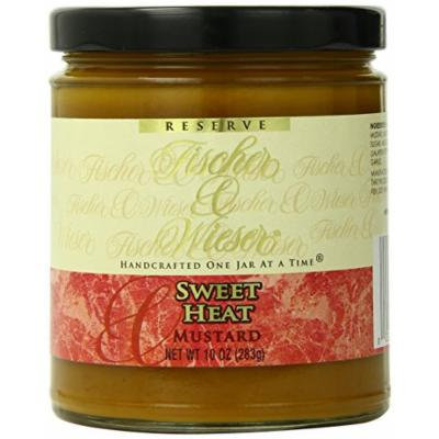 Fischer & Wieser Specialty Foods Sweet Heat Mustard, 10 Ounce