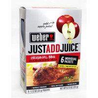 Weber Just Add Juice Original BBQ Marinade Mix 6pk (2 Boxes)