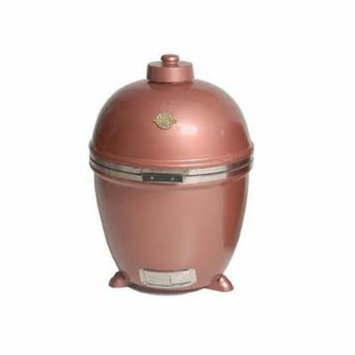 Grill Dome Infinity Series Ceramic Kamado Charcoal Smoker Grill, Copper, Extra-Large
