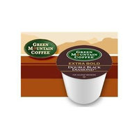Green Mountain Double Black Diamond EXTRA Bold 5 Boxes of 24 K-Cups