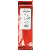 La Crema Coffee German Chocolate Cake, 1.5-Ounce Packages (Pack of 24)