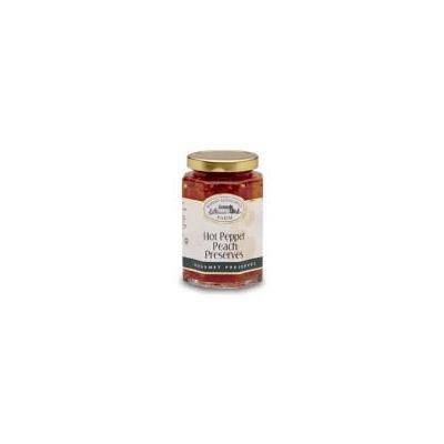 Robert Rothschild Farm Hot Pepper Peach Preserves 10.5 OZ (Pack of 12)