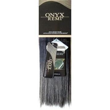 Black Diamond ONYX REMI 100% Human Hair YAKY 14