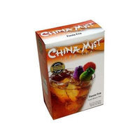 China Mist, Black and Green Tea Bags, 2oz Box (Pack of 3) (Flavor Choices Below) (Fiesta Fria Black Tea)