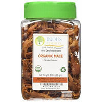 Indus Organics Mace Whole 3 Oz Jar, Hand Selected, Freshly Packed