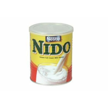 Nestlé Nido Instant Milk Powder Europe, 2-Pound Tins (Pack of 4)