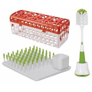 OXO Tot Dishwasher Basket with Drying Rack & Bottle Brush