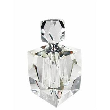 Oleg Cassini Crystal Perfume Bottle Charm