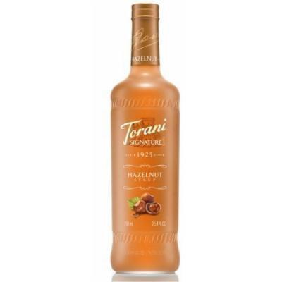 Torani Hazelnut Signature Syrup, 750 ml bottle