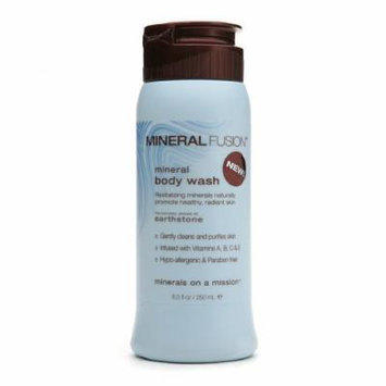 Mineral Fusion Mineral Body Wash, Earthstone 8.5 fl oz