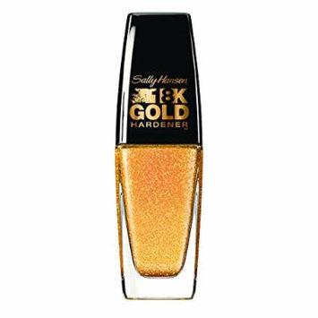 Sally Hansen Treatment 18K Gold Hardener Nail Polish, 0.33 Fluid Ounce