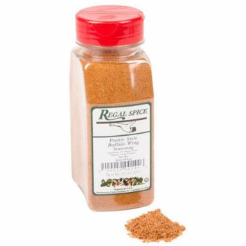 Regal Herb, Seasoning or Spice 16 ounce (Prairie Style Buffalo Wing Seasoning)