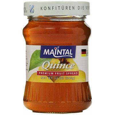 Maintal Fruit Spread, Quince, 12 Ounce