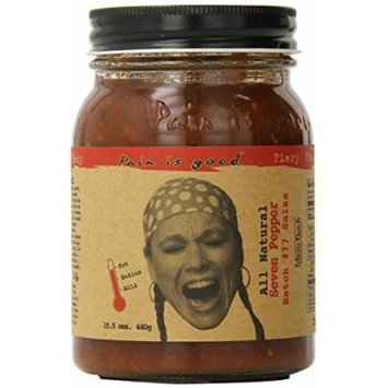 Pain Is Good Seven Pepper Salsa Sauce, 15.5 Ounce