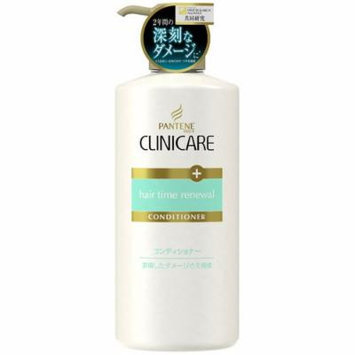 Pantene Clinicare P&G , Hair Care , Hair Time Renewal Conditioner For Damage Hair 550G by P&G