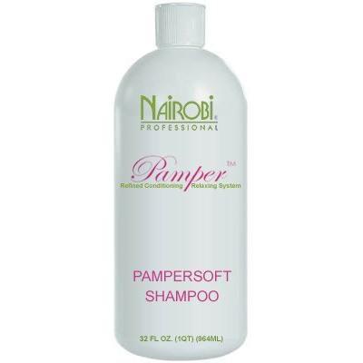 Nairobi PamperSoft Shampoo (32 oz. / liter)