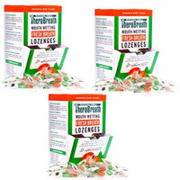 Mouth Wetting Lozenges - Three 100 Count Boxes
