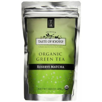 TASTE OF KYOTO Matcha Green Tea, Bulk Reserve, 8.80 Ounce