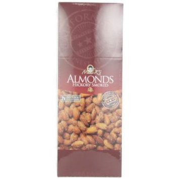 Madi K's Hickory Smoked Almonds, 2-Ounce Bags (Pack of 36)
