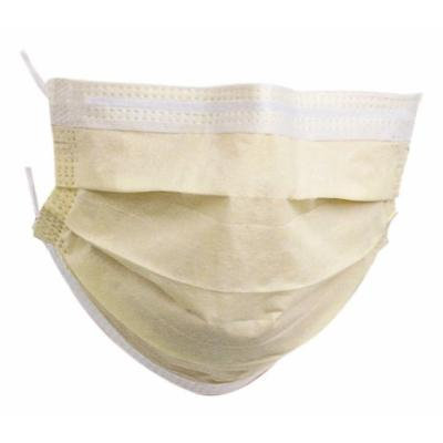 Kimberly-Clark Professional 47117 Yellow Procedure Mask (500 per Case)